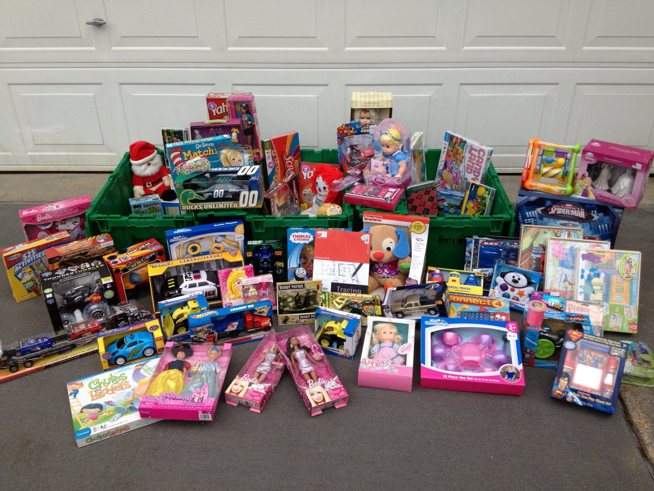 Ronald Mcdonald House Charities Of St Louis Toy Drive